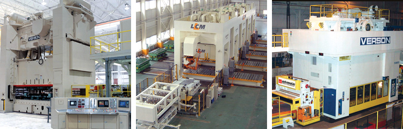 New Metal Forming Equipment