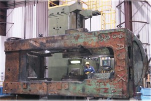 Forging Presses - Repair