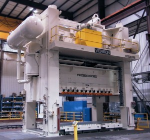Mechanical Stamping Presses - Verson 1600 Transfer